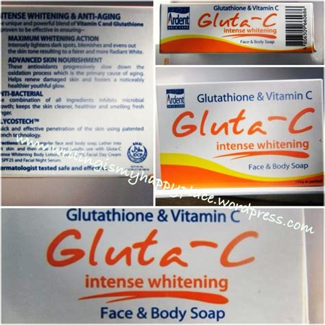 Gluta Lotion gluta c writingismyhappyplace