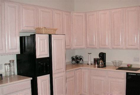 refinish kitchen cabinets whitewash pink wash kitchen cabinets quicua
