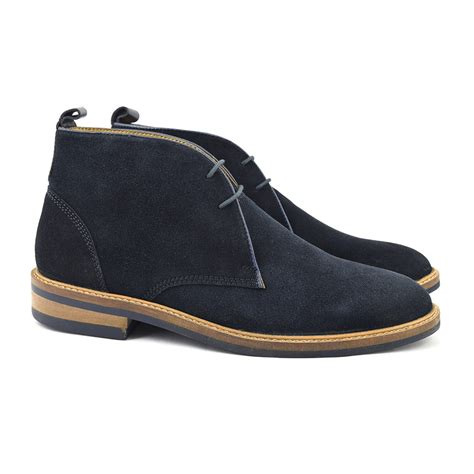 mens fashion desert boots buy navy suede desert boots mens style gucinari