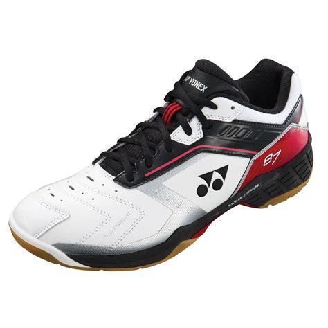 Sepatu Shb 35 Ex yonex shb 87 ex mens badminton shoes black