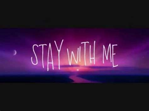 how to a to stay with you stay with me sam smith tomco cover