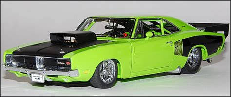 lime green charger phillymint danbury mint 1969 dodge charger pro