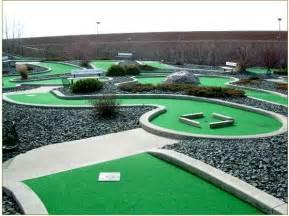 Backyard Putt Putt Golf » Simple Home Design