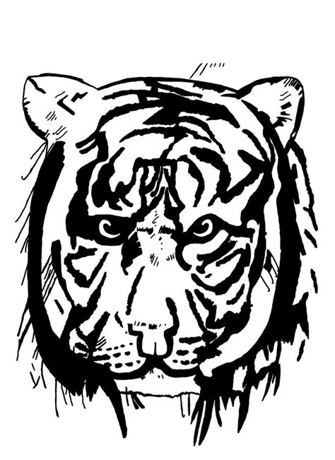 tiger head tribal tattoo tiger tattoos designs ideas and meaning tattoos for you