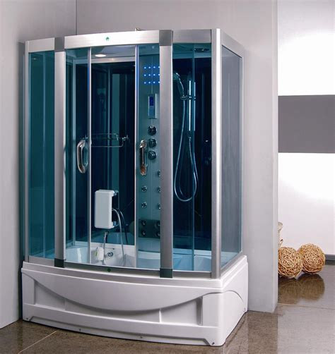 Bath Showers For Sale steam shower room with deep whirlpool tub 9004 constar usa