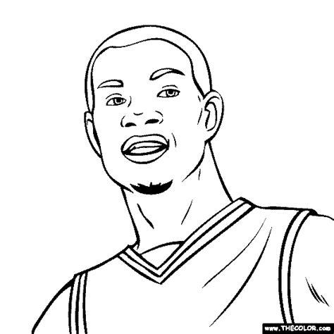nba coloring pages lebron james kyrie irving colouring pages sketch coloring page