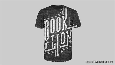 mockup t shirt template 25 free apparel mockup psd for presentation