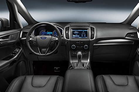 Max Interior by 2016 Ford S Max Review And Release Date 2016 2017 Auto