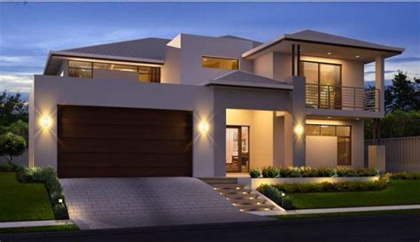 best double story house designs mesmerizing double storey house home design
