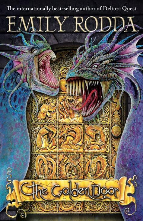 goldenlocks and the three books the golden door emily rodda book review books