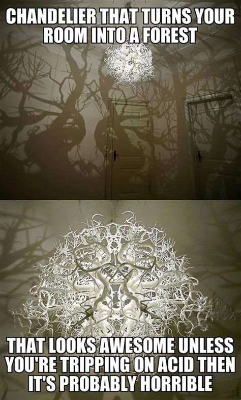 Chandelier That Turns Your Room Into A Forest Chandelier That Turns Your Room Into A Forest Images Funniest Photos And Chandeliers