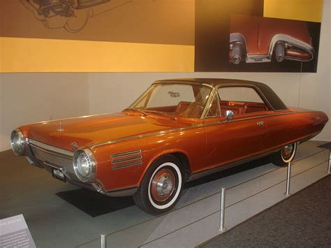 chrysler car chrysler turbine car
