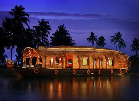 kerala boat house wallpaper wallpapers