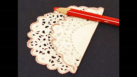 Paper Doily Crafts For - easy diy paper doilies crafts ideas