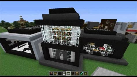 minecraft home design youtube minecraft home design ep 31 black and white wool distric