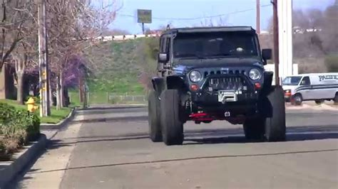 What Is Wobble Jeep Jeep Wobble Experiment Shaking