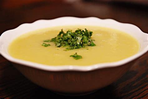 zupa porowo ziemniaczana czyli potage parmentier