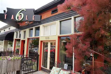 Table Six Denver by Table 6 Central Denver Comfort Foods New American