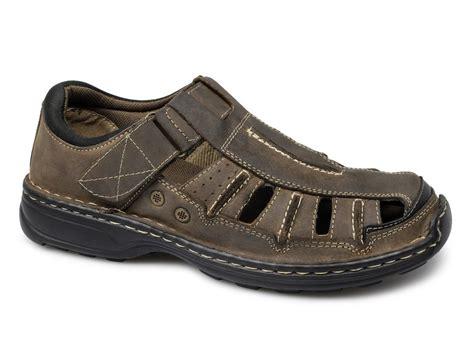 mens closed toe sandals leather closed toe sandals sandals