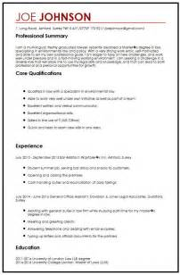 qualifications summary resume cv example for law students curriculum vitae builder