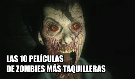 imagenes raras de zombies las 10 pel 237 culas de zombies m 225 s taquilleras youtube