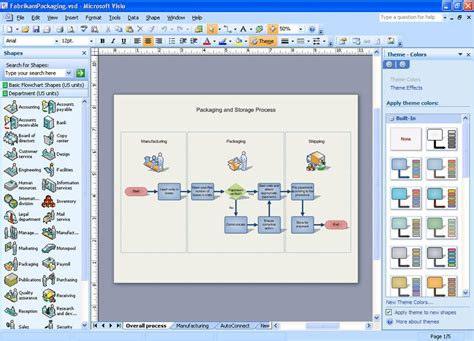 windows visio activewin microsoft visio professional 2007 review