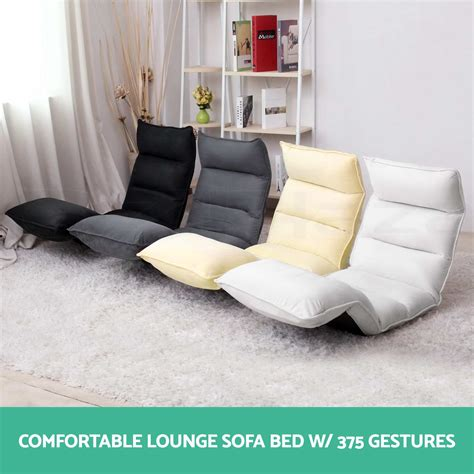 floor sofa bed lounge sofa bed floor recliner folding chaise chair