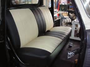 chevy truck bench seat two tone ideas for my next