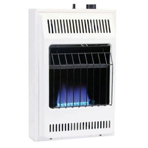williams blue vent free wall heater 10 000 btu