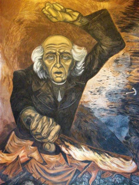 libro calderon the painter of father hidalgo 1949 jose clemente orozco wikiart org
