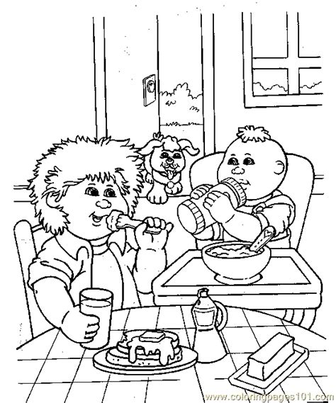 Cabbage Patch Coloring Pages Cabbage Patch Coloring Sheets Coloring Pages by Cabbage Patch Coloring Pages
