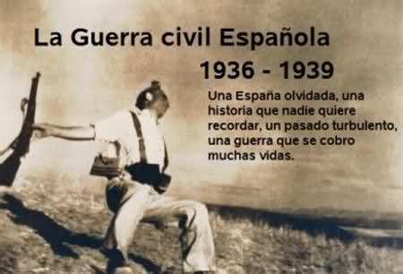 clases de historia la guerra de nuestra memoria guerra civil espa 241 ola 1936 1939
