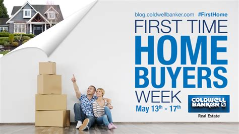 time home buyers week recap coldwell banker blue