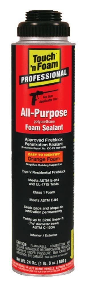 Sealant Foam Xtraseal Foam Pu Foam Sealant Pu Foam all purpose polyurethane foam sealant touch n foam