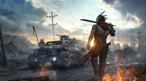wallpaper of video games crossout video game wallpaper hd