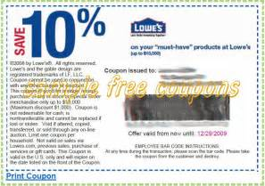 at home coupons printable coupons lowes home improvement coupons