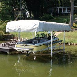 vibo boat lift canopy covers boat lift canopy covers replacement boat lift covers