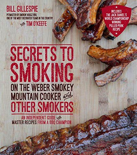 200 amazing recipes and complete smokers guide books cookbook review and rating of bill gillespie bbq cookbook