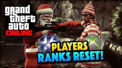 reset gta online stats gta 5 online players ranks reset gta 5 gameplay