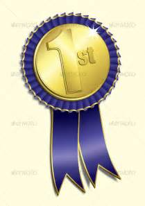 1st place medal by munkitrumpet graphicriver