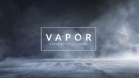Video Elements After Effects Templates Rocketstock After Effects Smoke Intro Template