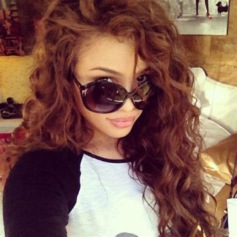 www i want curl perm for myhair andrea from andreaschoice has the prettiest hair she is