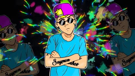 fotos para perfil rasta speedart cartoon dorgas saymon desenhos youtube