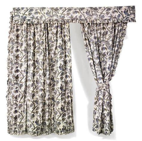 chintz curtains four pairs of chintz curtains circa 1960 interiors