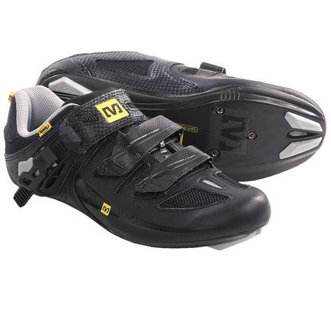 mavic road bike shoes mavic avenge maxi road cycling shoes 3 for