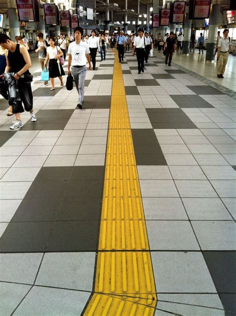 floor ls for visually impaired 25 best ideas about tactile paving on pinterest