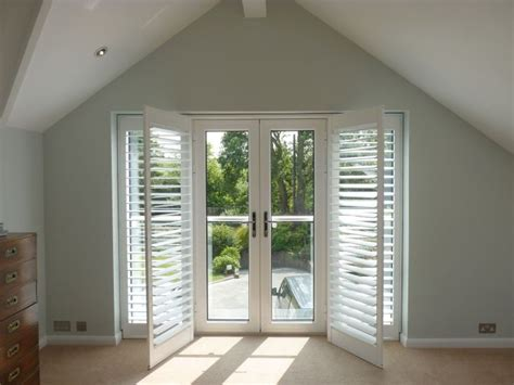 Patio Door Plantation Shutters Cost Of Plantation Shutters For Patio Doors Home Design Tips And Guides