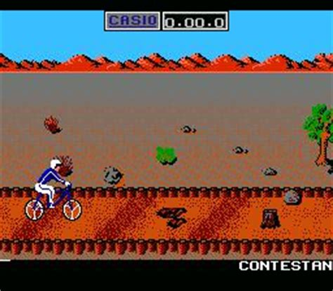 California Games Nes