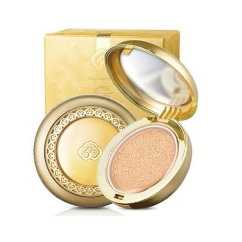 Cushion The History Of Whoo the history of whoo gongjinhyang mi luxury golden cushion
