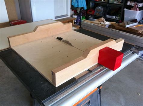 Table Saw Guide by What Is Your Quot Must Quot Jig Guide Sled For Your Table Saw